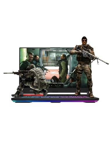 "Asus Asus Rog Strix G513Ih-Hn002A19 Ryzen7 4800H 64Gb 1Tbssd Gtx1650  15.6"" Fullhd Freedos Taşınabilir Bilgisayar Renkli"